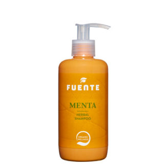 Травяной шампунь Menta Herbal Shampoo